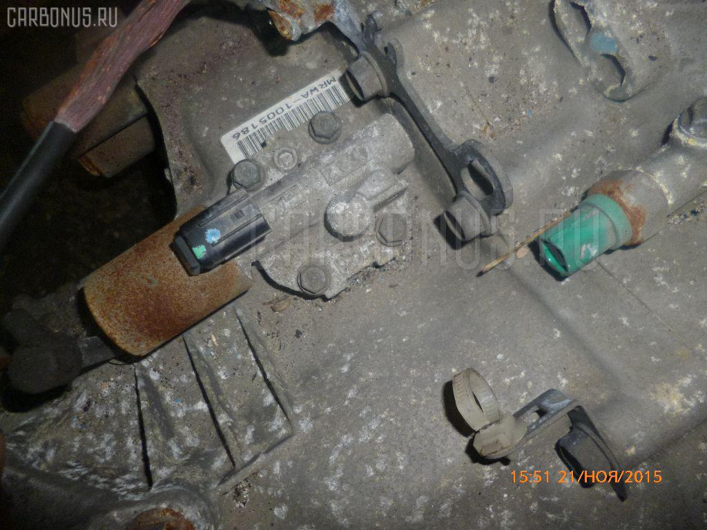 КПП автоматическая HONDA STEP WGN RF4 K20A. Фото 10