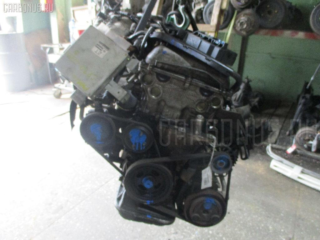 Двигатель Nissan Liberty PNM12 SR20DE Фото 1