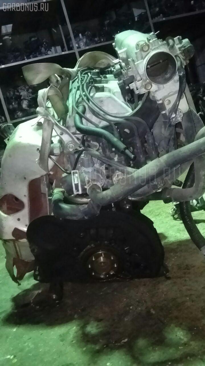 Двигатель TOYOTA CALDINA ST195G 3S-FE. Фото 7