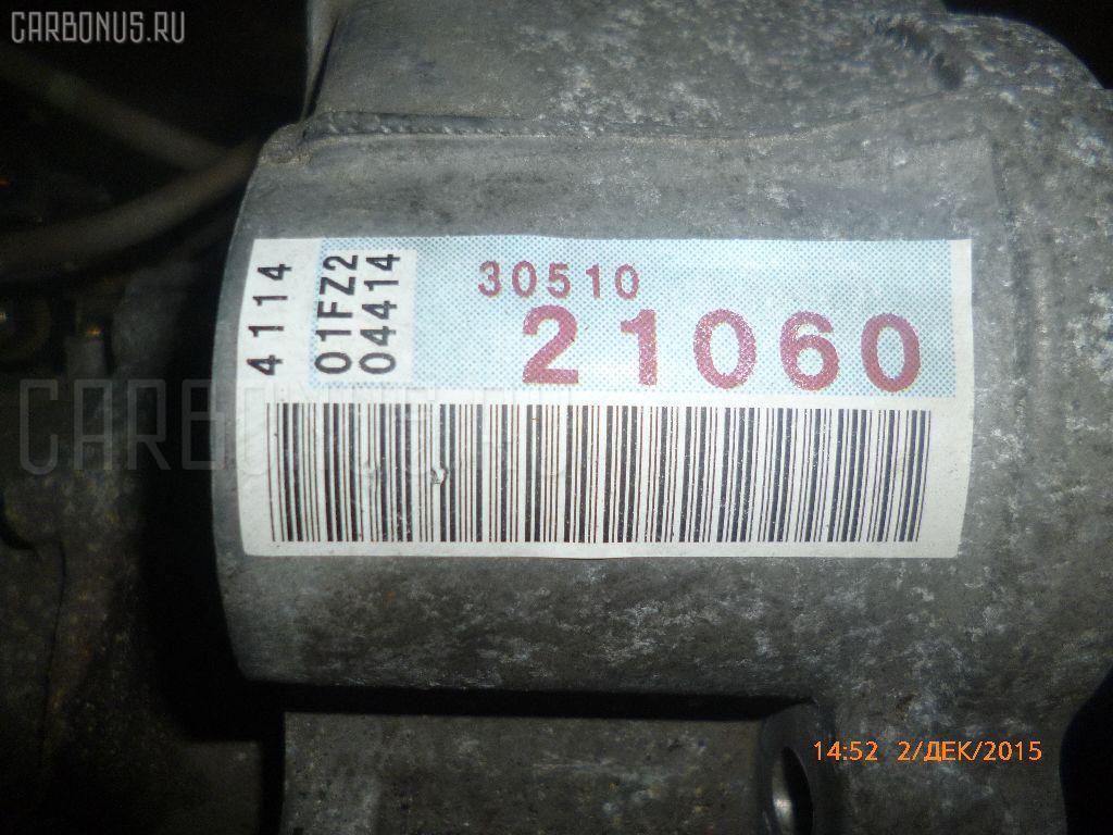 КПП автоматическая TOYOTA CALDINA ST210G 3S-GE. Фото 6