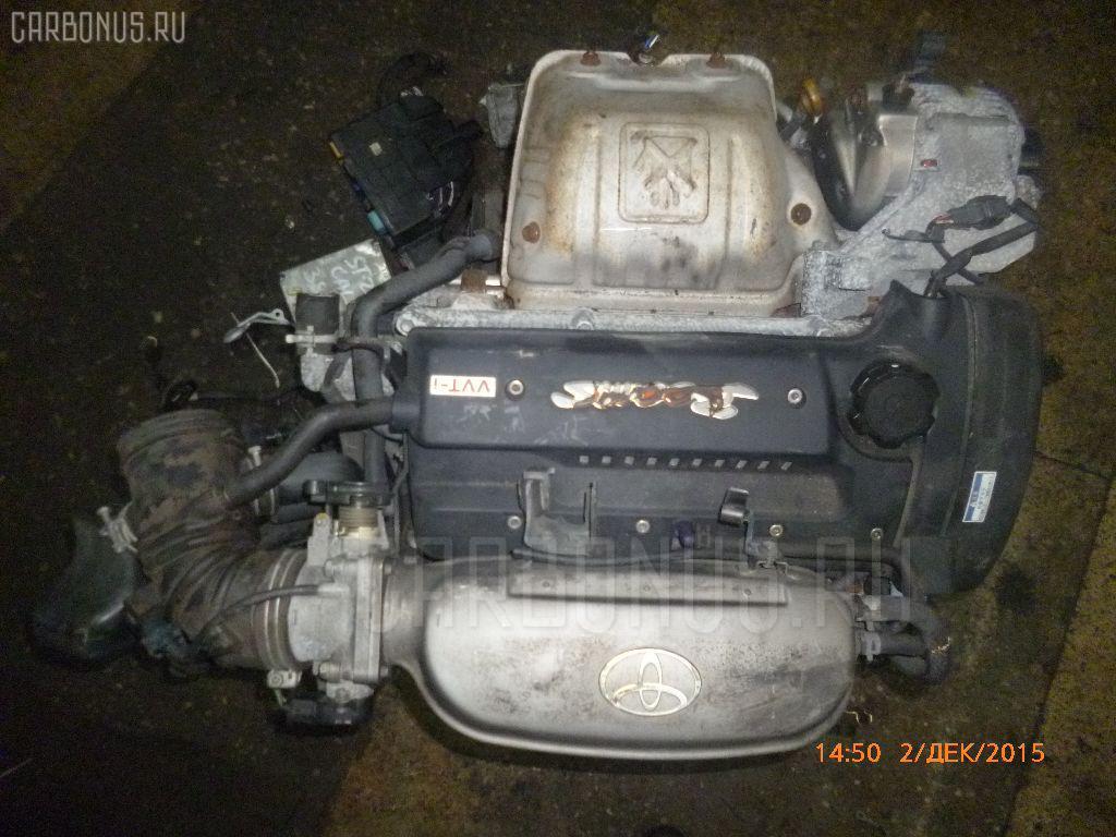 Двигатель TOYOTA CALDINA ST210G 3S-GE. Фото 9