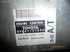 Двигатель TOYOTA CALDINA ST210G 3S-GE Фото 3