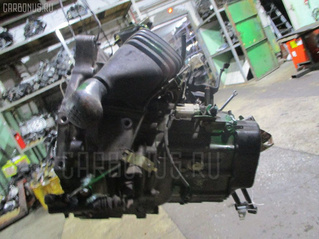 КПП механическая MAZDA FAMILIA BHALP Z5 Фото 2