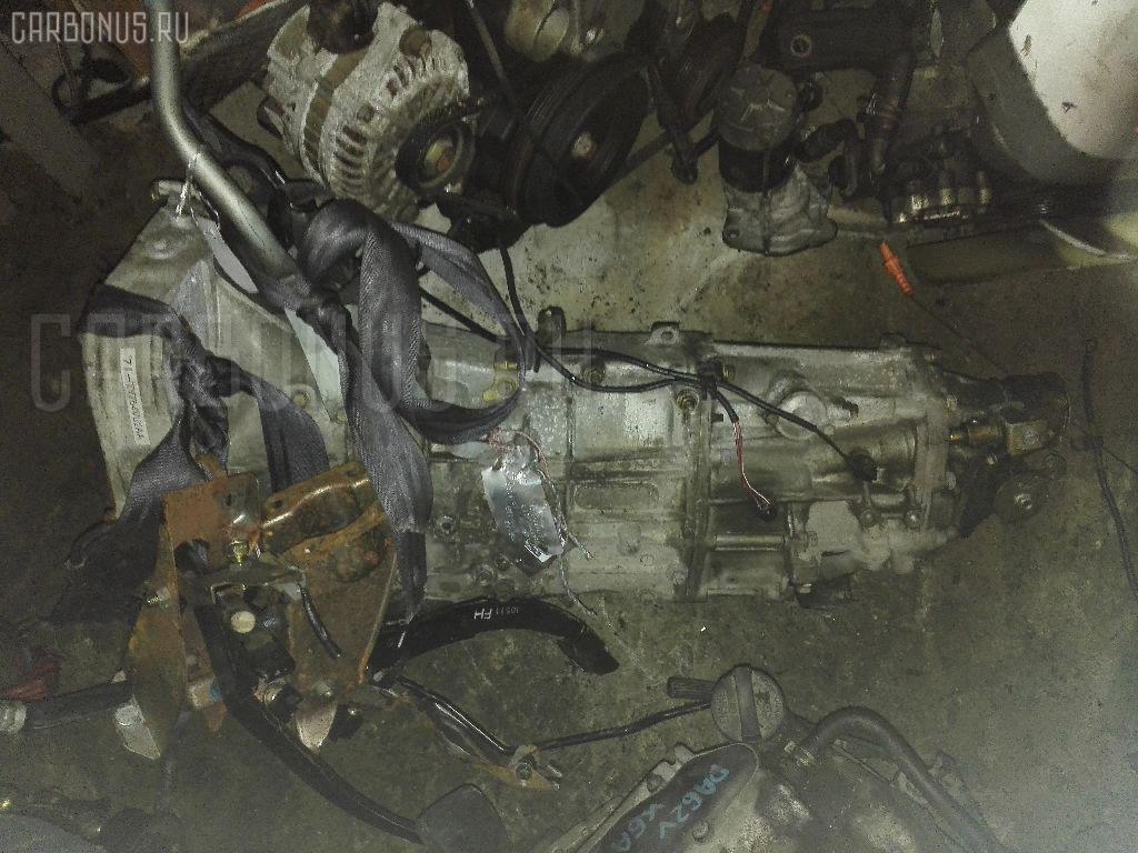 КПП механическая SUBARU IMPREZA WAGON GG3 EJ152 Фото 1