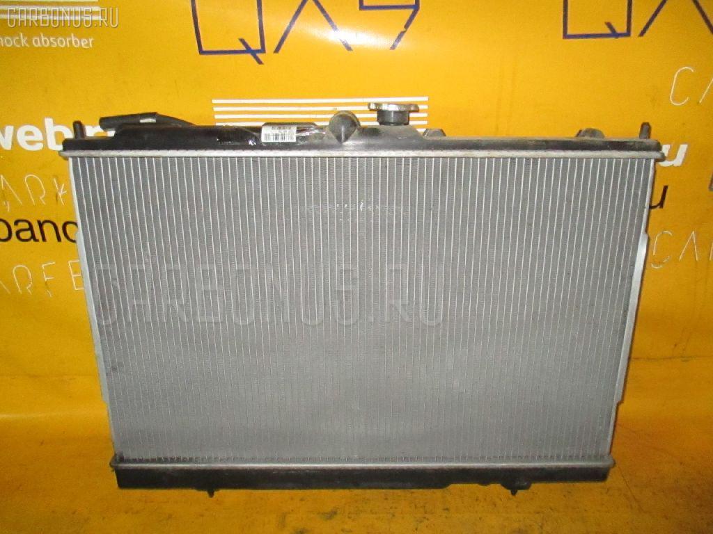 Радиатор ДВС MITSUBISHI AIRTREK CU2W 4G63T. Фото 10
