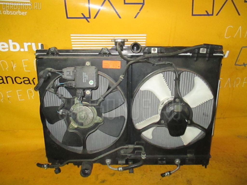 Радиатор ДВС MITSUBISHI AIRTREK CU2W 4G63T. Фото 11