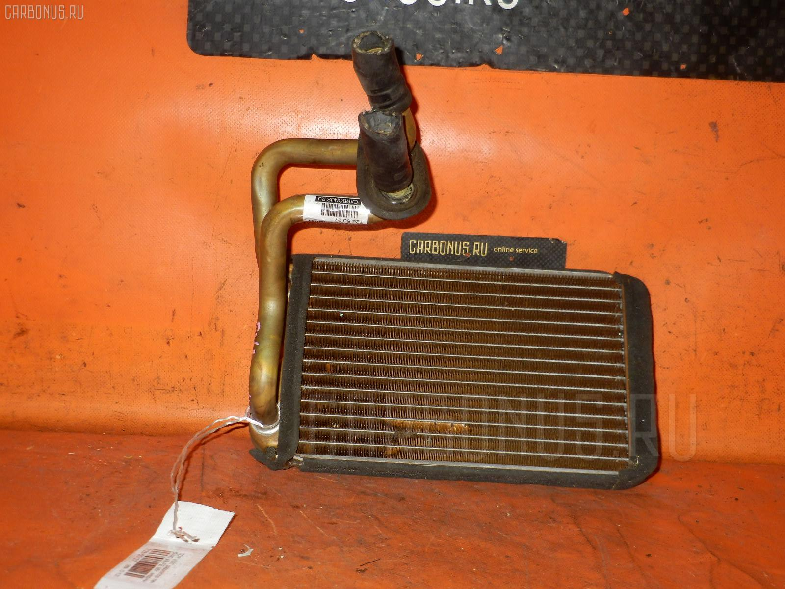 Радиатор печки TOYOTA VISTA SV40 4S-FE. Фото 5