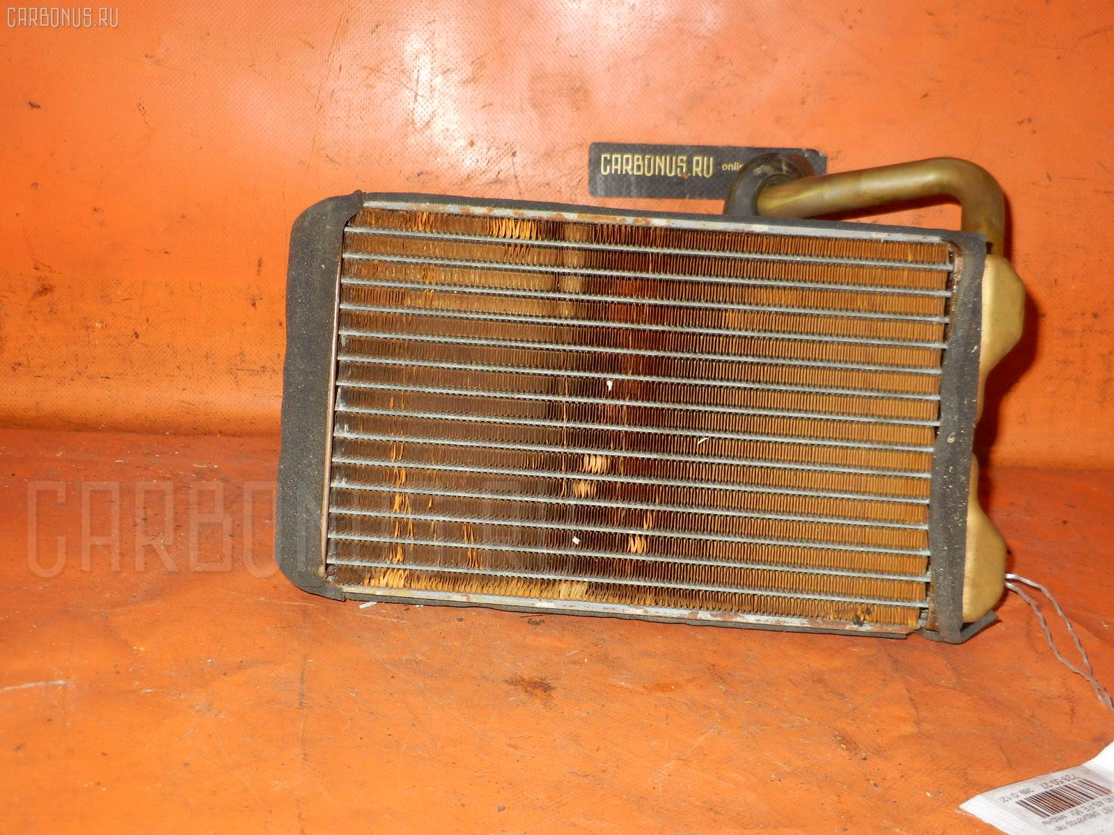 Радиатор печки TOYOTA VISTA SV40 4S-FE. Фото 4