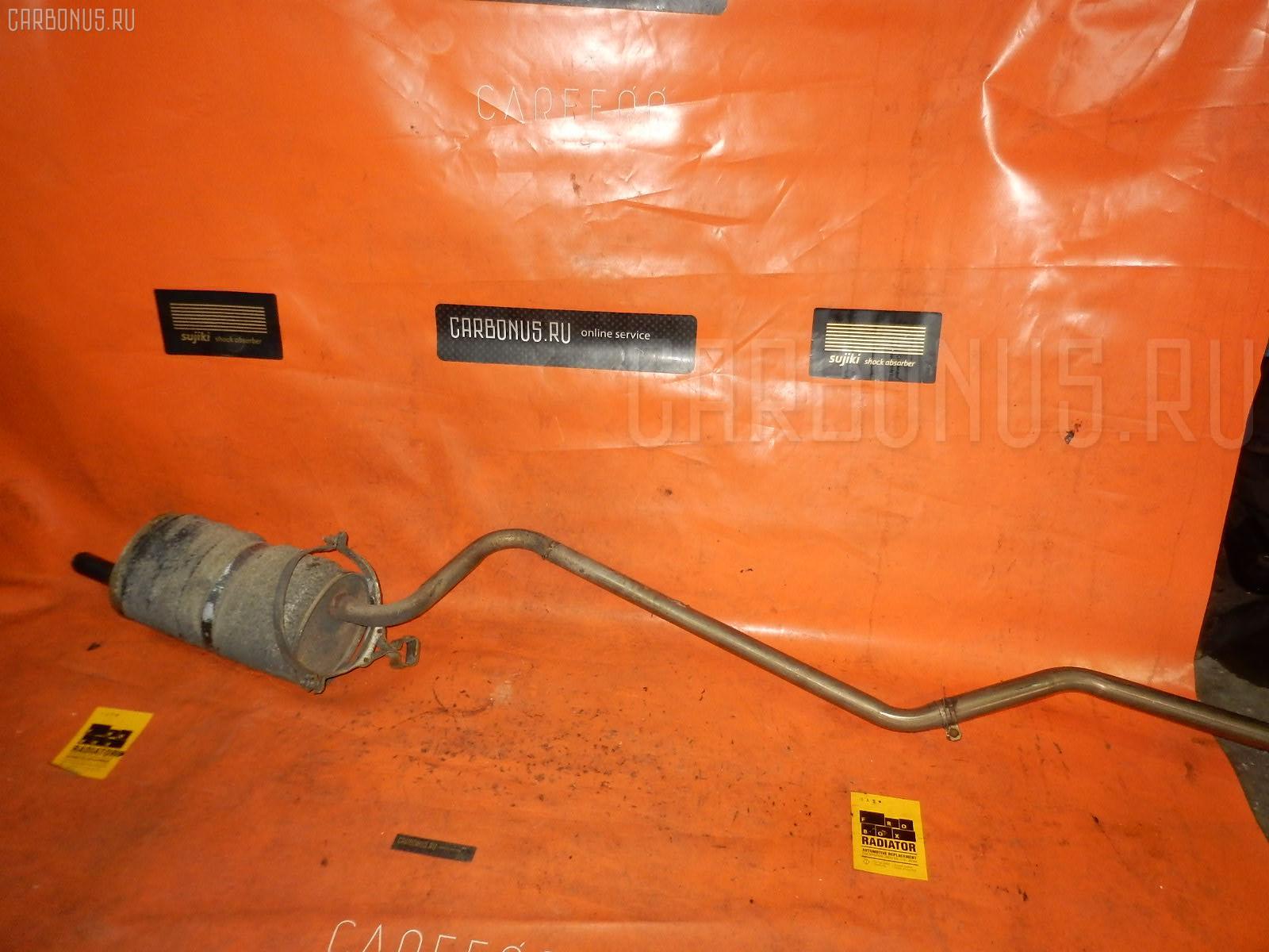 Глушитель TOYOTA COROLLA AE110 5A-FE. Фото 1