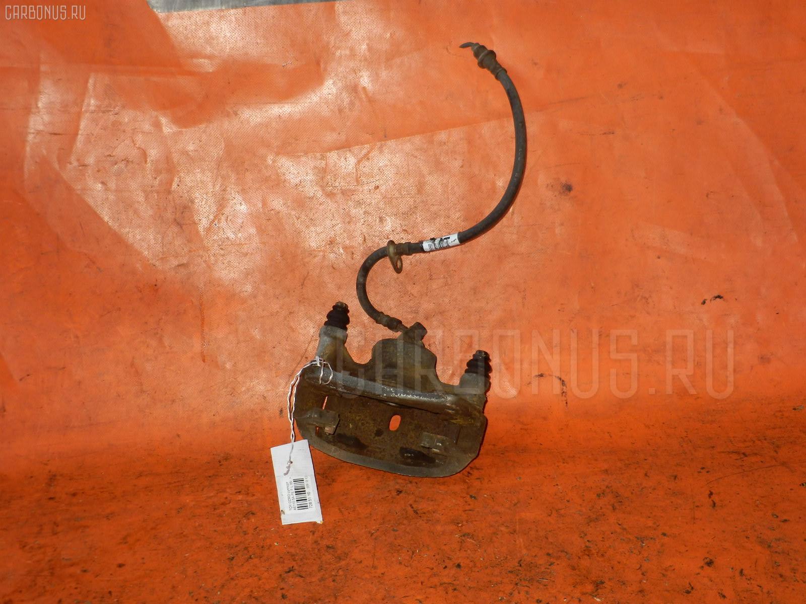 Суппорт TOYOTA COROLLA AE110 5A-FE. Фото 1