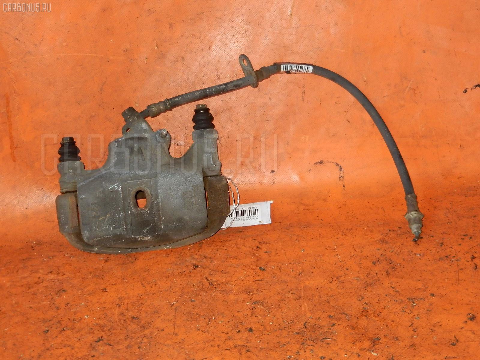 Суппорт TOYOTA COROLLA AE110 5A-FE. Фото 2