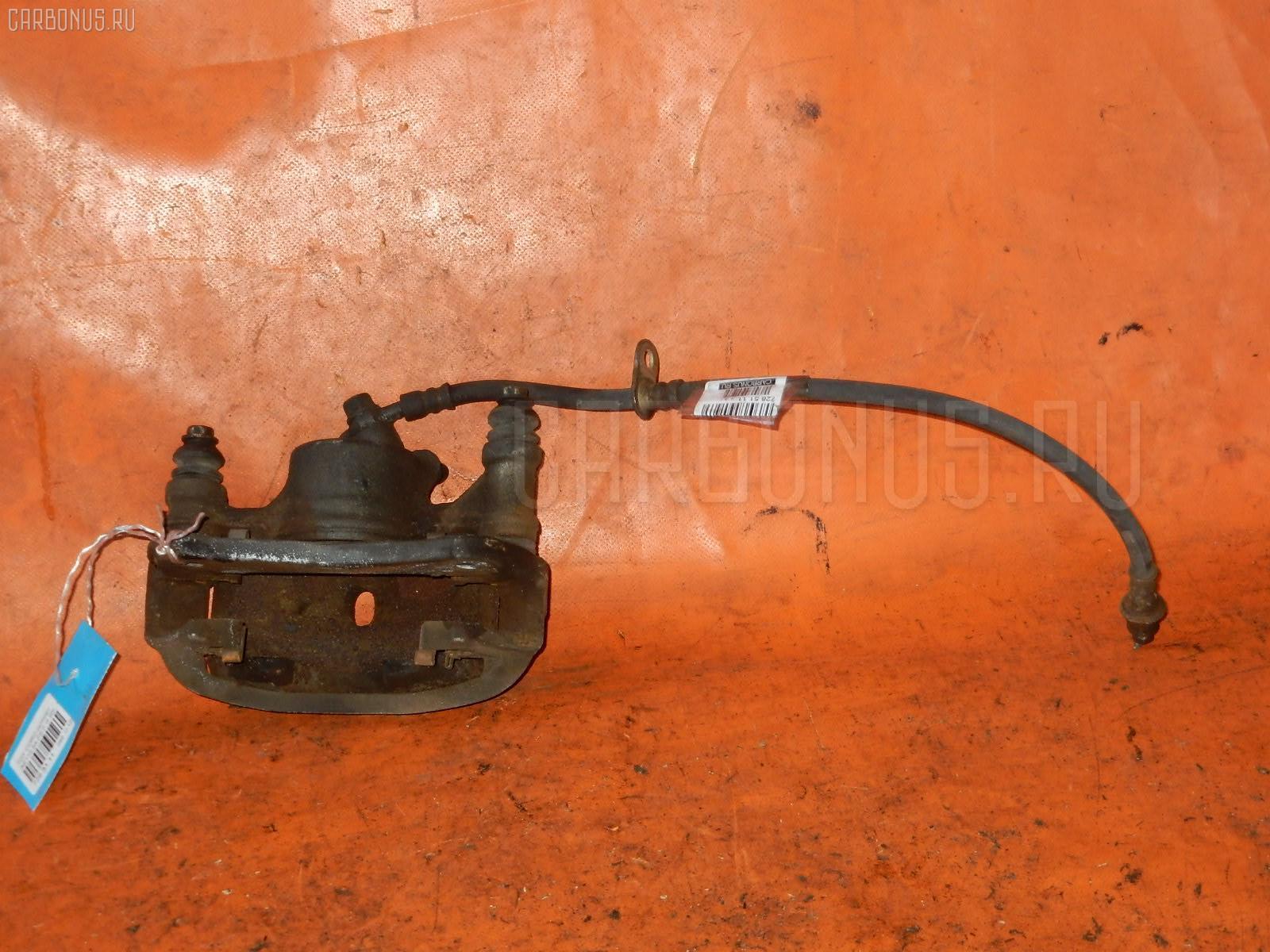 Суппорт TOYOTA COROLLA AE110 5A-FE. Фото 8