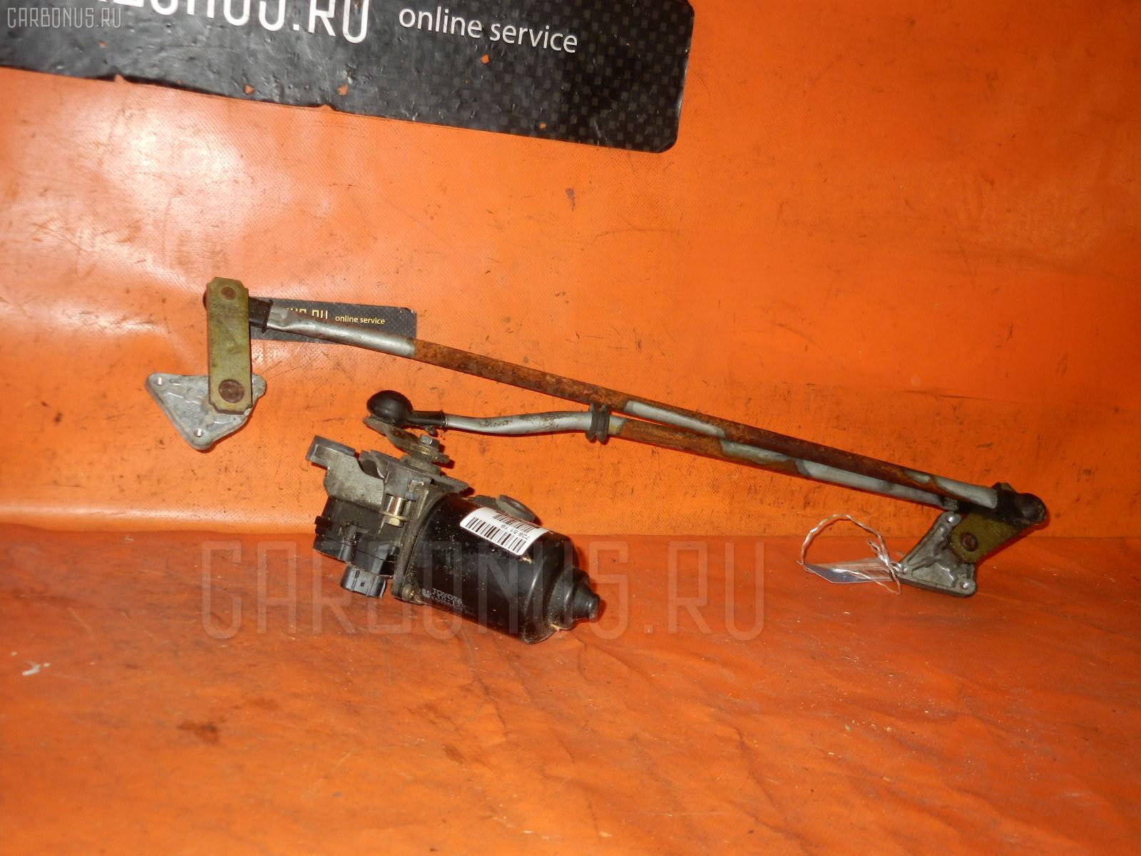 Мотор привода дворников TOYOTA COROLLA AE110. Фото 1