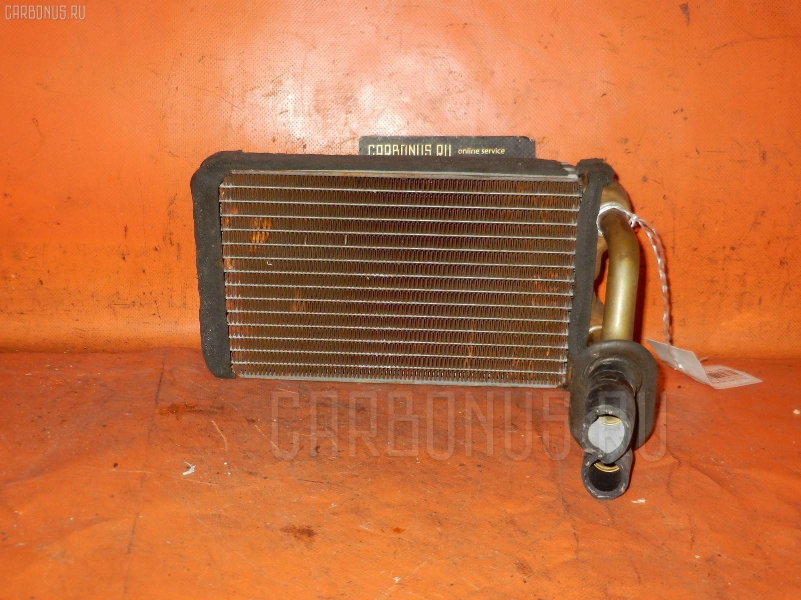Радиатор печки TOYOTA COROLLA AE110 5A-FE. Фото 1