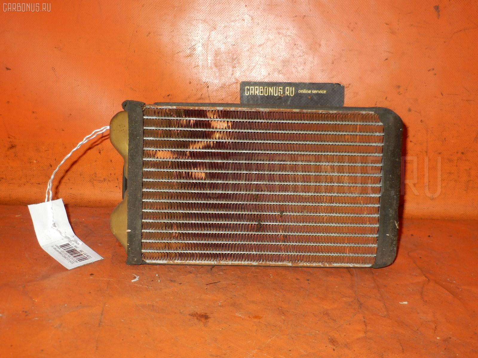 Радиатор печки TOYOTA COROLLA AE110 5A-FE. Фото 2