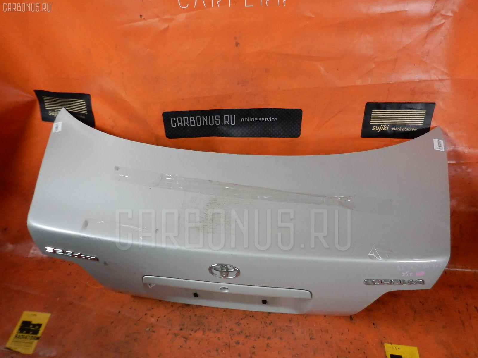 Крышка багажника TOYOTA COROLLA AE110 Фото 1