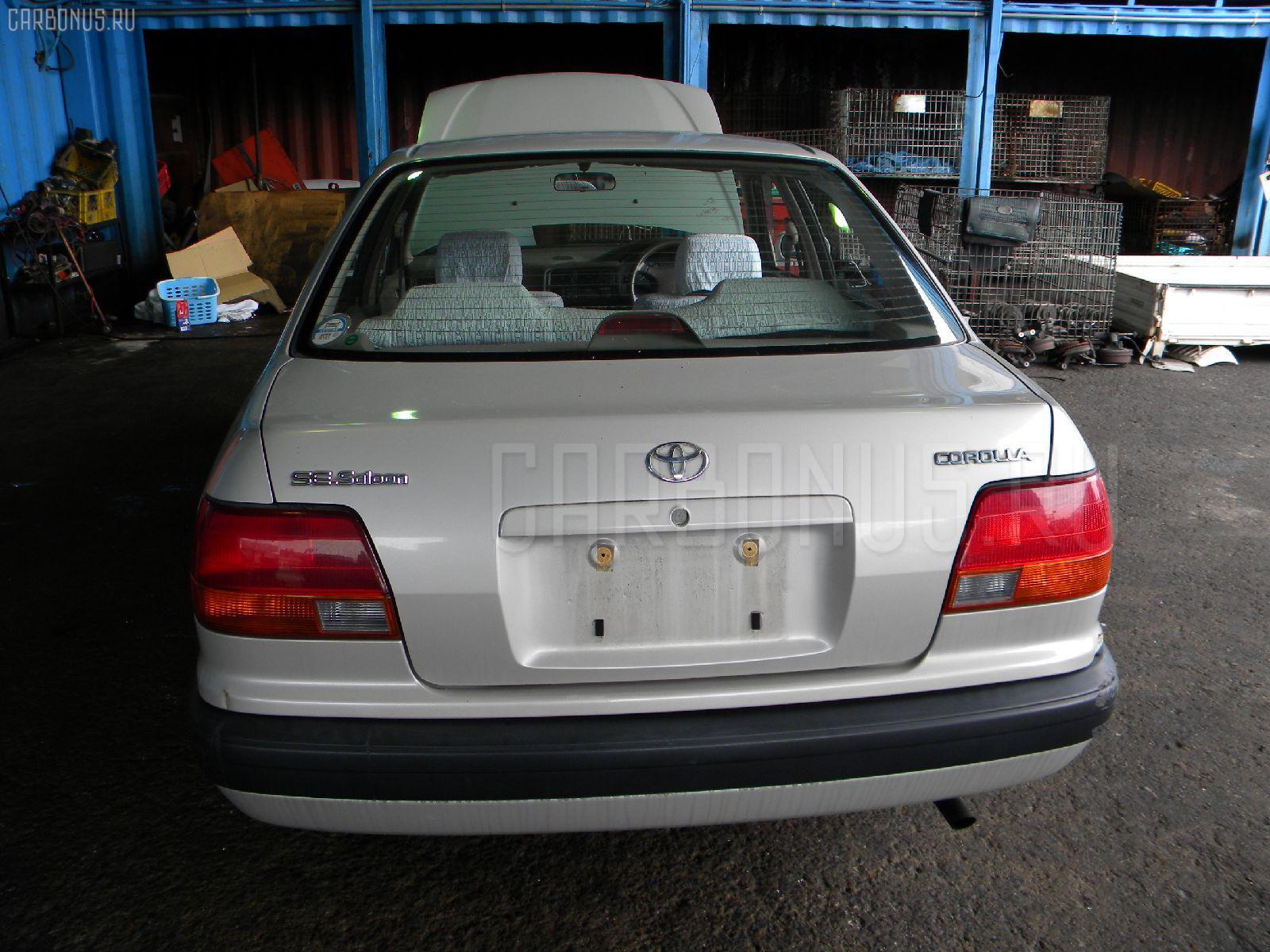 Крышка багажника TOYOTA COROLLA AE110 Фото 8