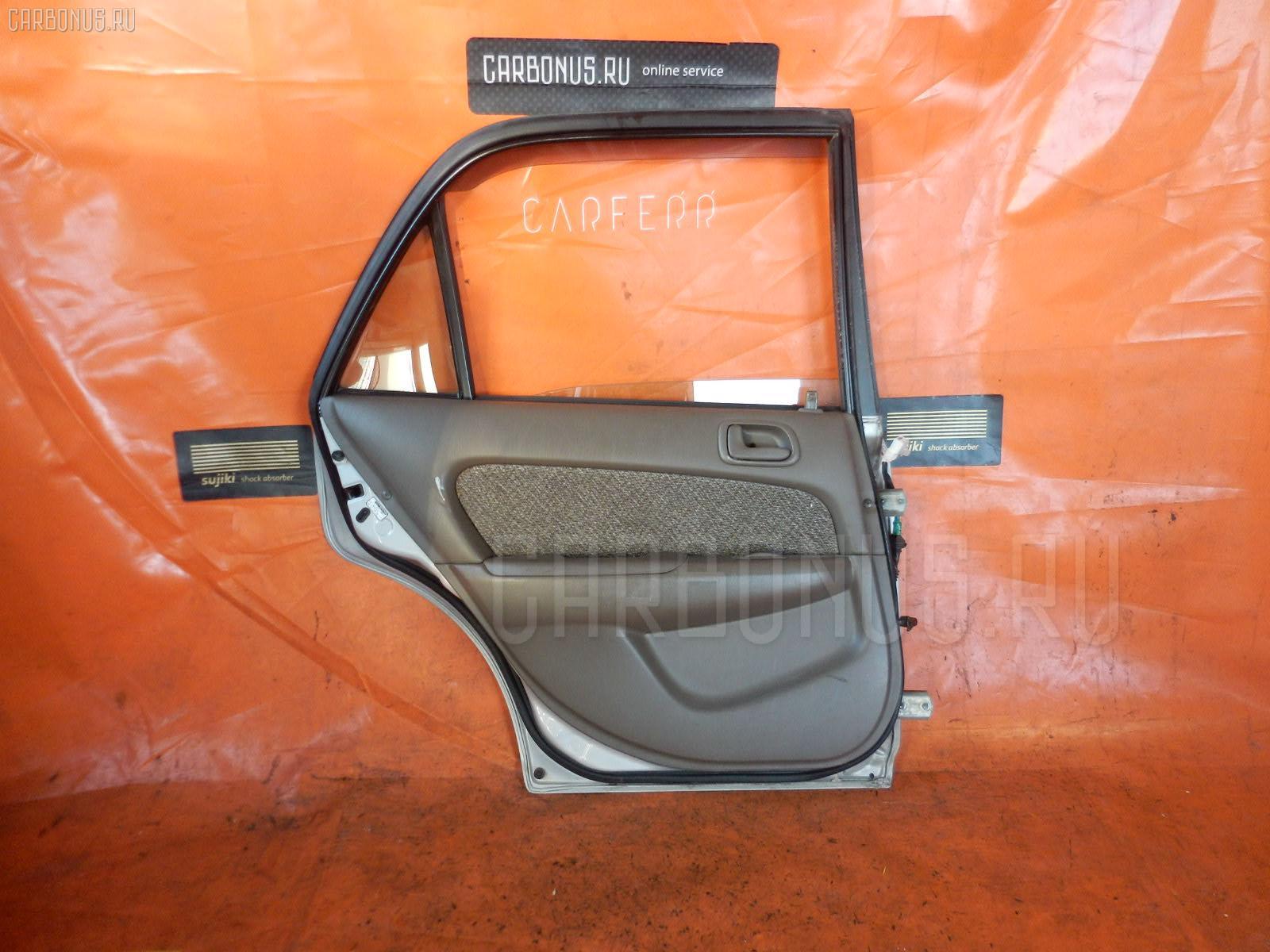 Дверь боковая TOYOTA COROLLA AE110. Фото 5