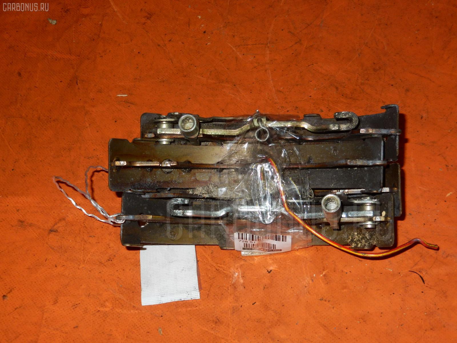Тормозные колодки TOYOTA CALDINA AT211G 7A-FE. Фото 11