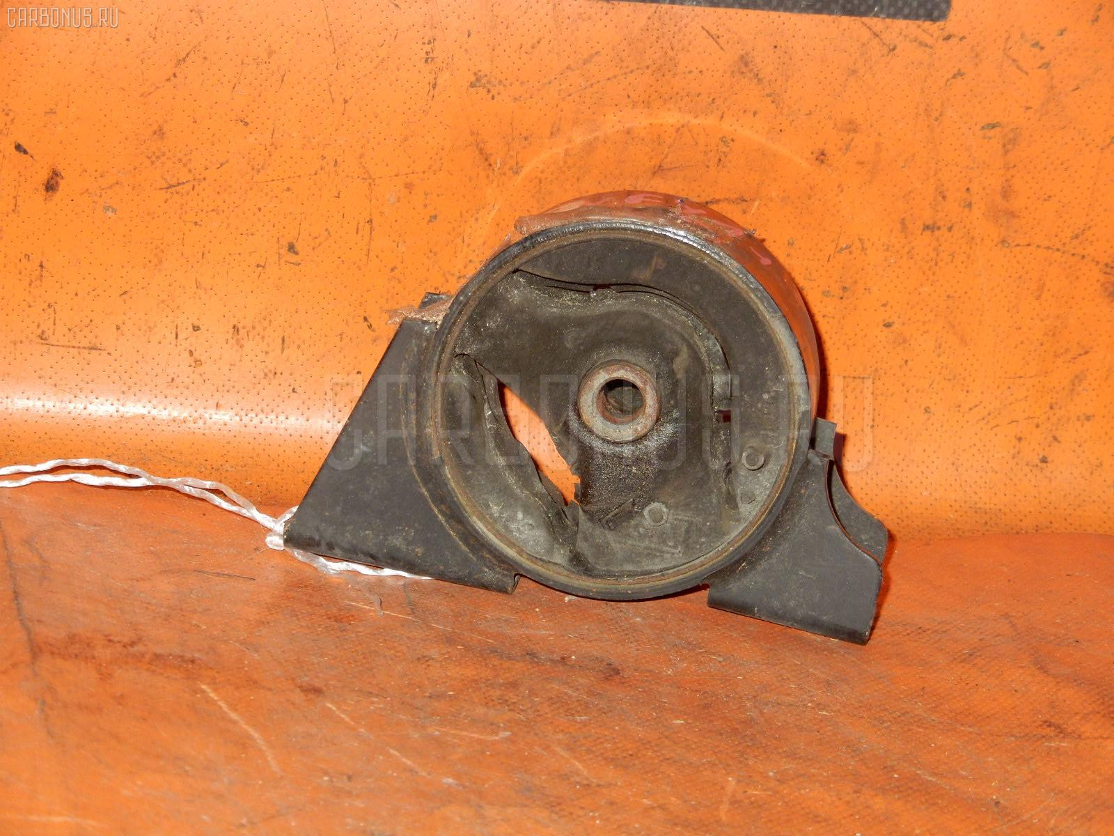 Подушка двигателя NISSAN WINGROAD WFY11 QG15DE. Фото 4
