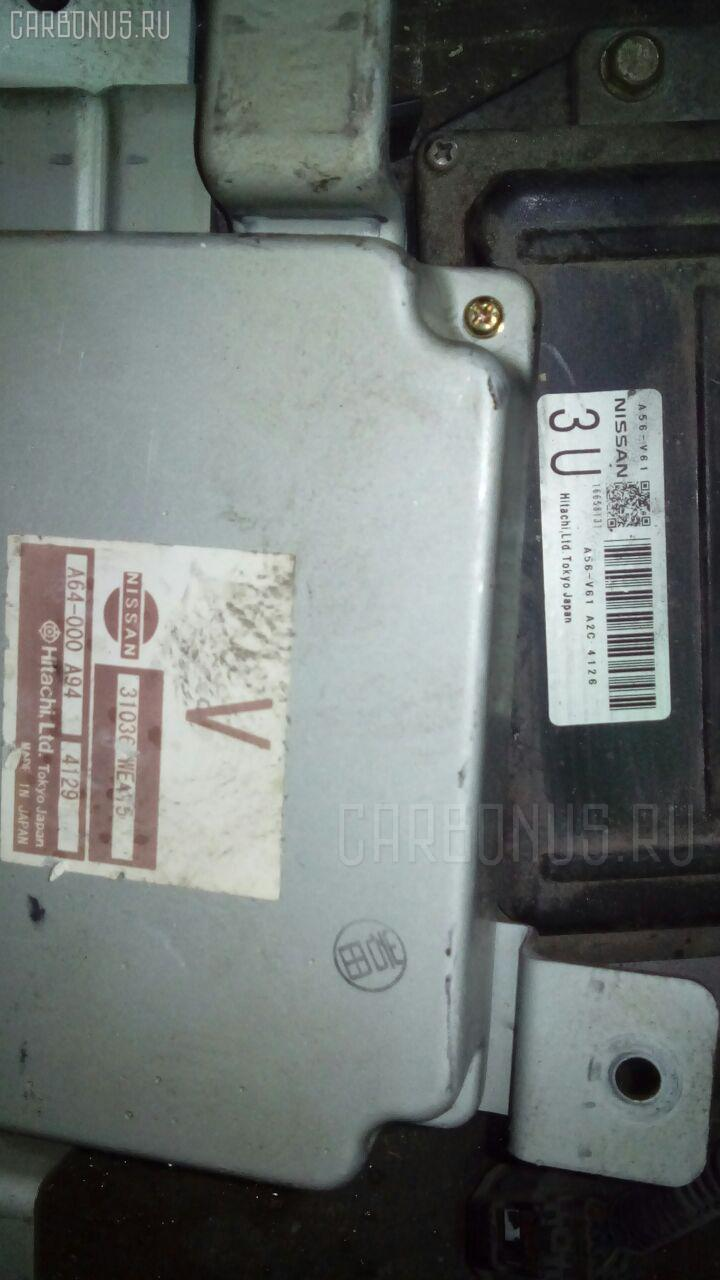 Двигатель NISSAN WINGROAD WFY11 QG15DE Фото 5