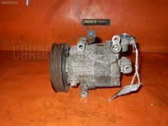 Компрессор кондиционера Nissan Wingroad WFY11 QG15DE Фото 1