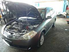 Компрессор кондиционера Nissan Wingroad WFY11 QG15DE Фото 9