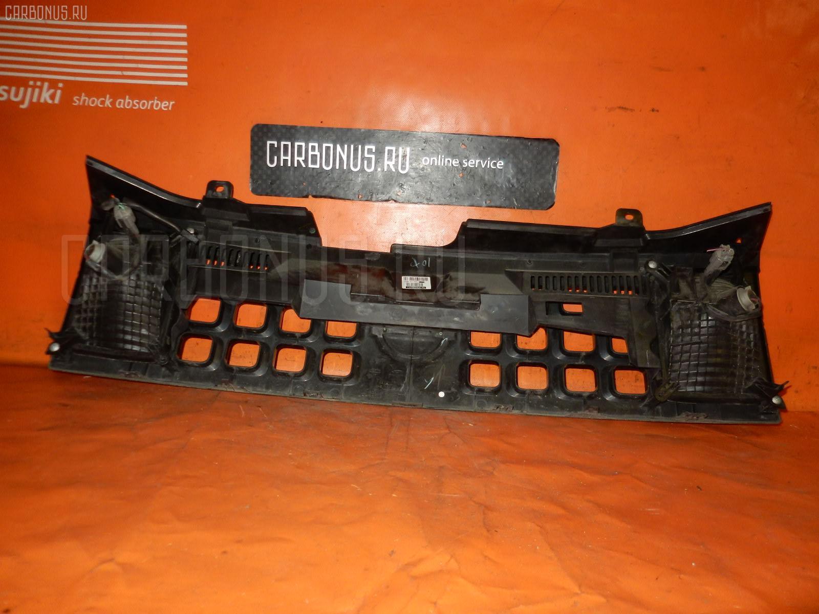 Решетка радиатора NISSAN CUBE BNZ11. Фото 5