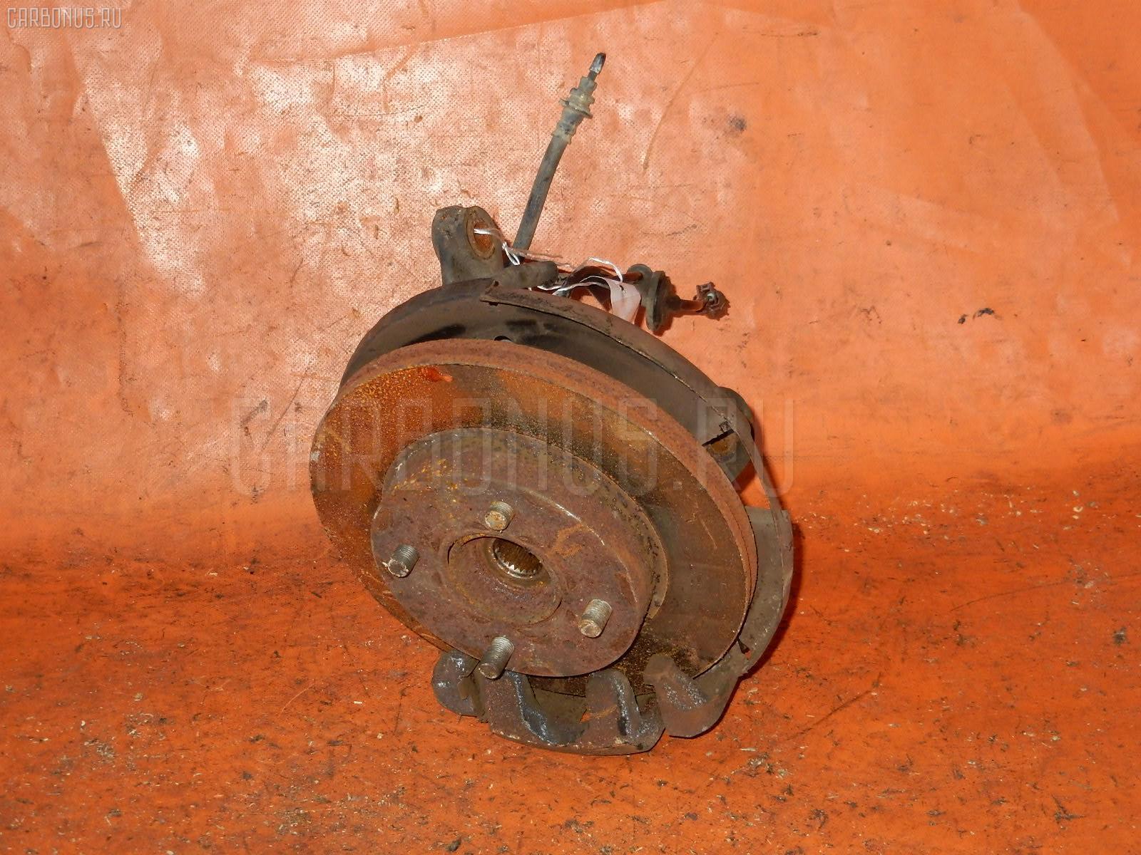 Ступица NISSAN PULSAR FN15 GA15DE. Фото 7