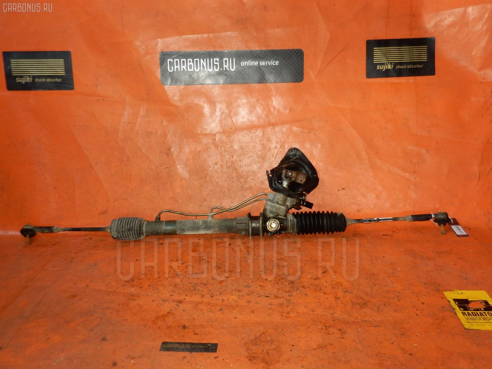 Рулевая рейка NISSAN PULSAR FN15 GA15DE. Фото 6