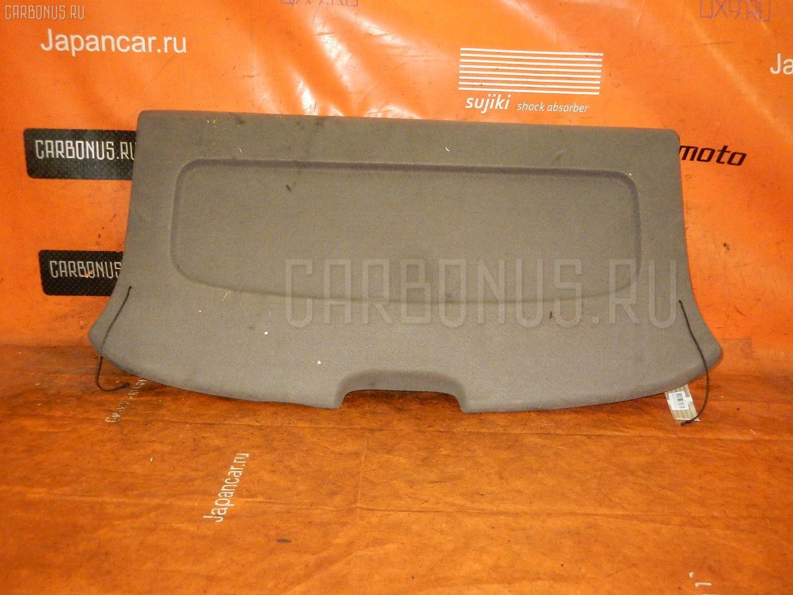 Шторка багажника NISSAN PULSAR FN15 Фото 1