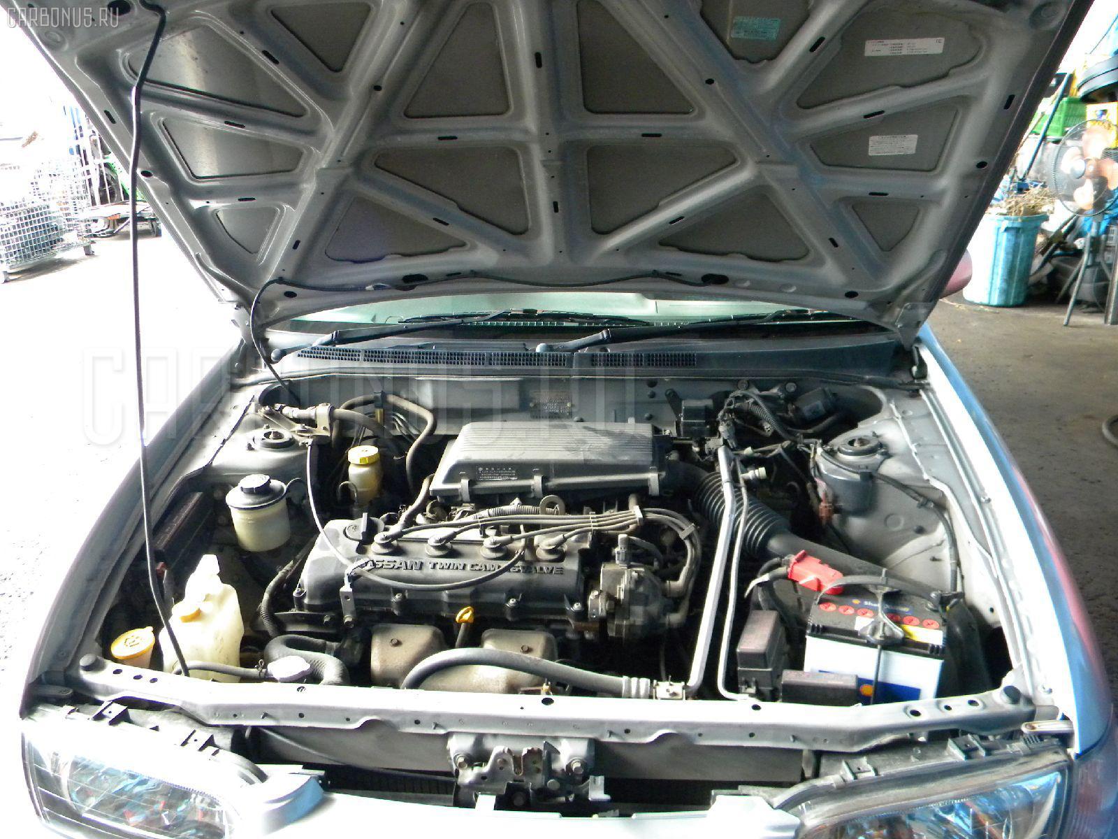 Радиатор кондиционера NISSAN PULSAR FN15 GA15DE Фото 4