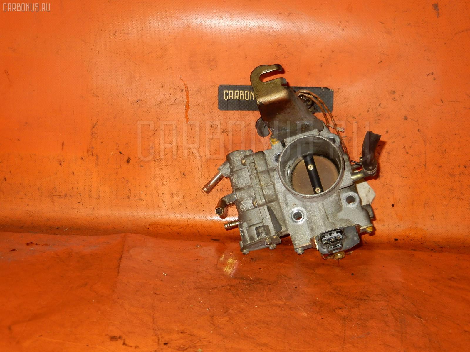 Дроссельная заслонка Toyota Caldina ET196V 5E-FE Фото 1