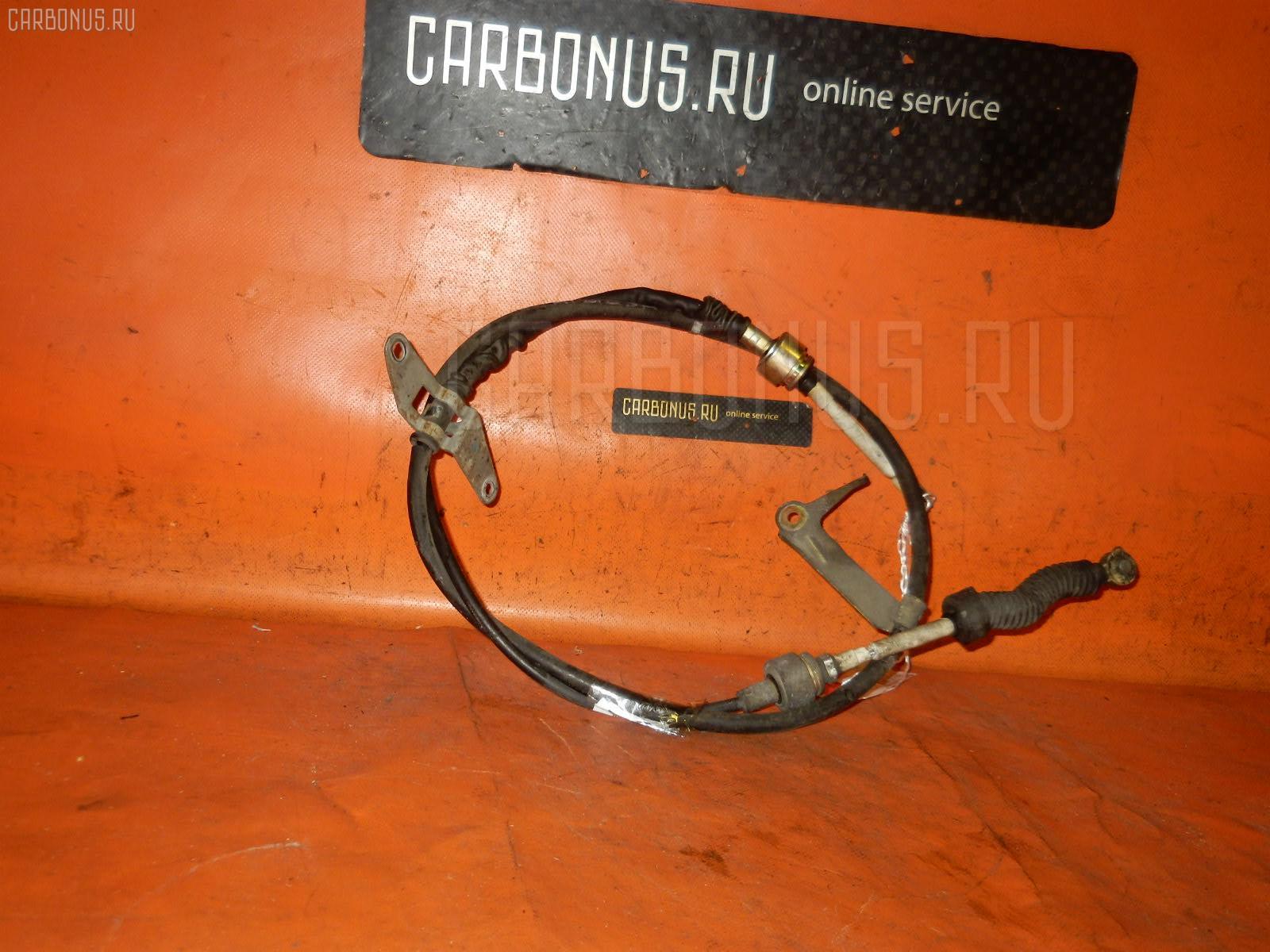 Тросик на коробку передач TOYOTA CARINA AT212 5A-FE Фото 2