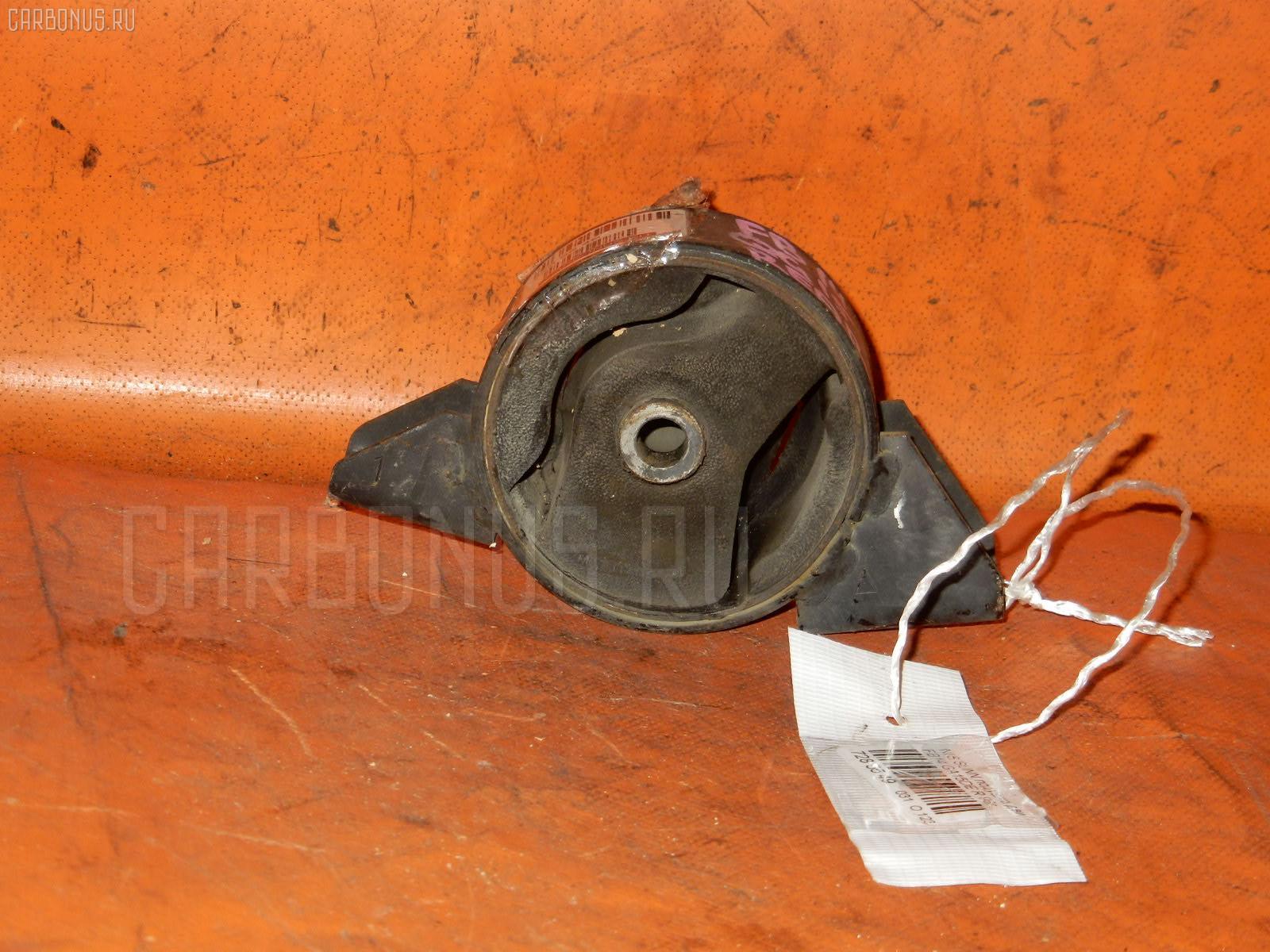 Подушка двигателя NISSAN SUNNY FB14 GA15DE Фото 1