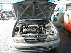 Подушка двигателя Nissan Sunny FB14 GA15DE Фото 4