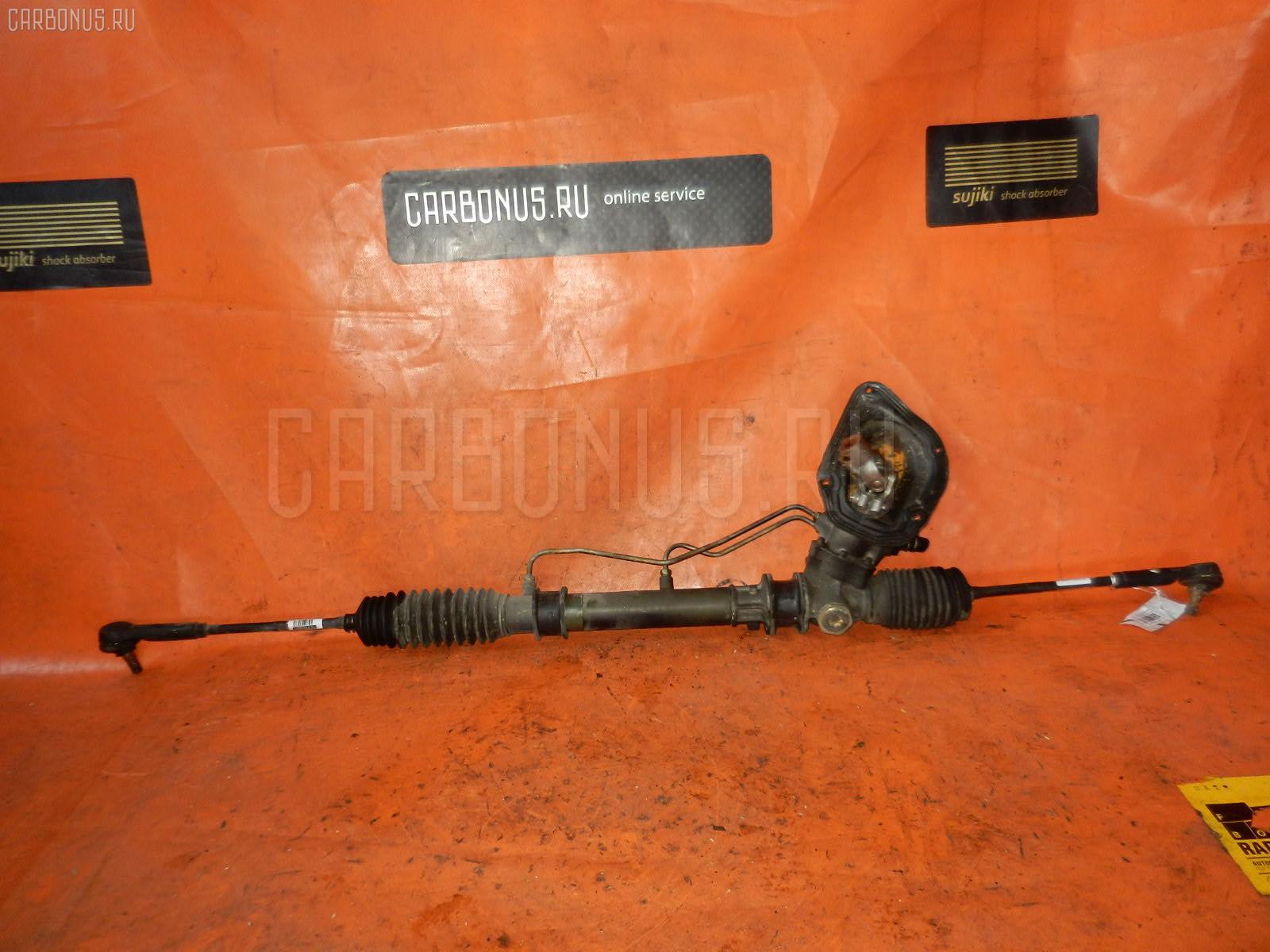 Рулевая рейка NISSAN SUNNY FB14 GA15DE. Фото 5