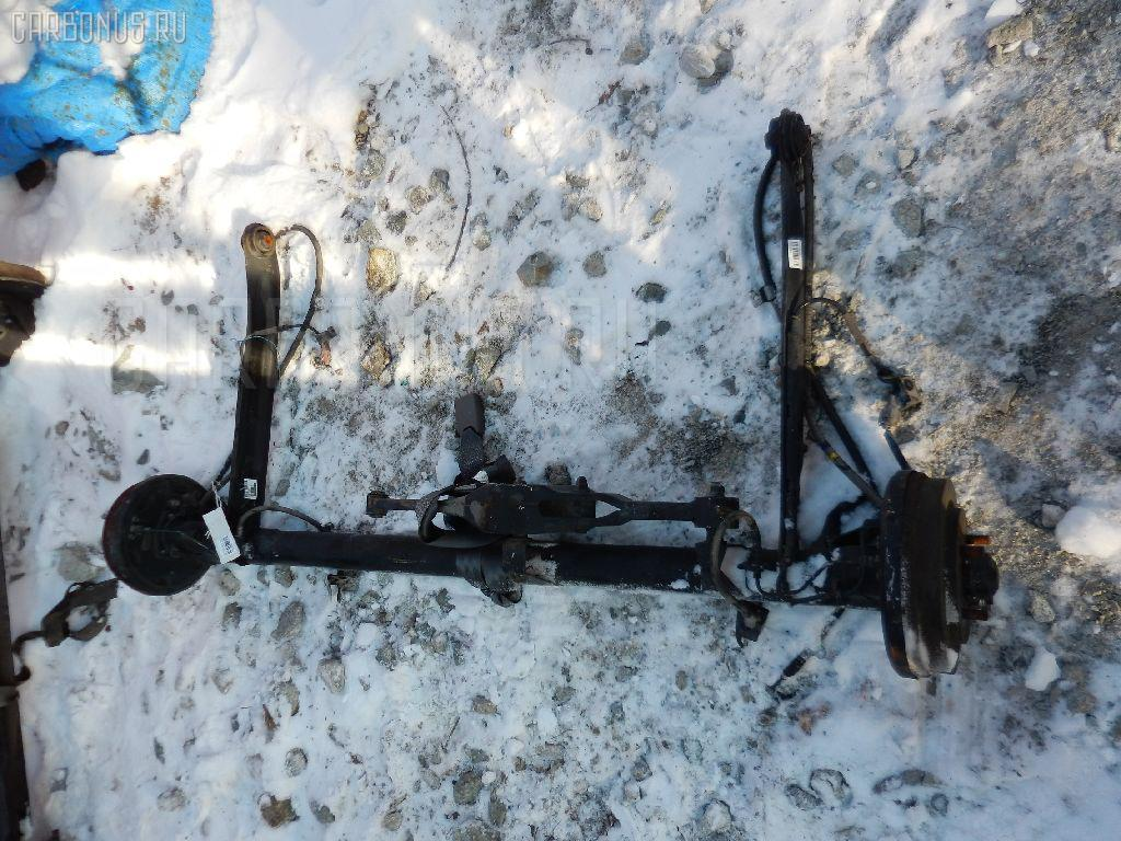 Балка подвески NISSAN SUNNY FB14 GA15DE Фото 1