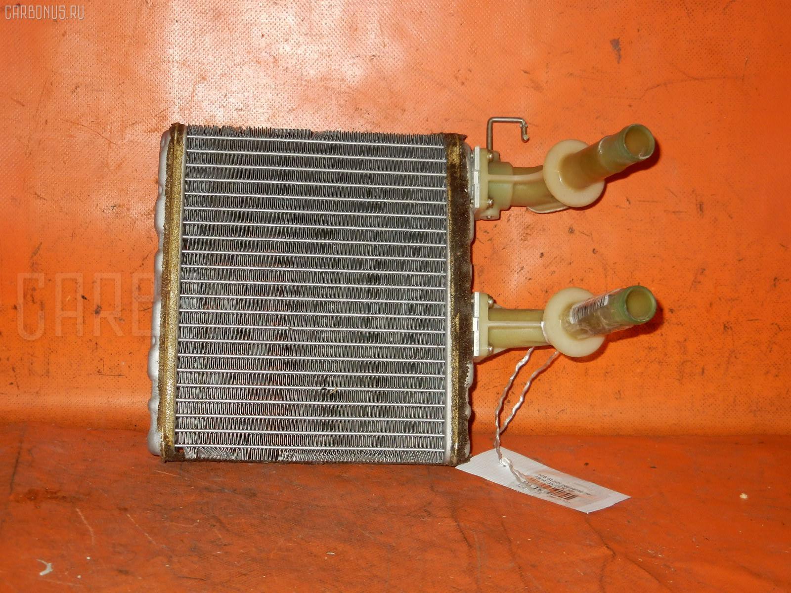 Радиатор печки NISSAN SUNNY FB14 GA15DE Фото 2