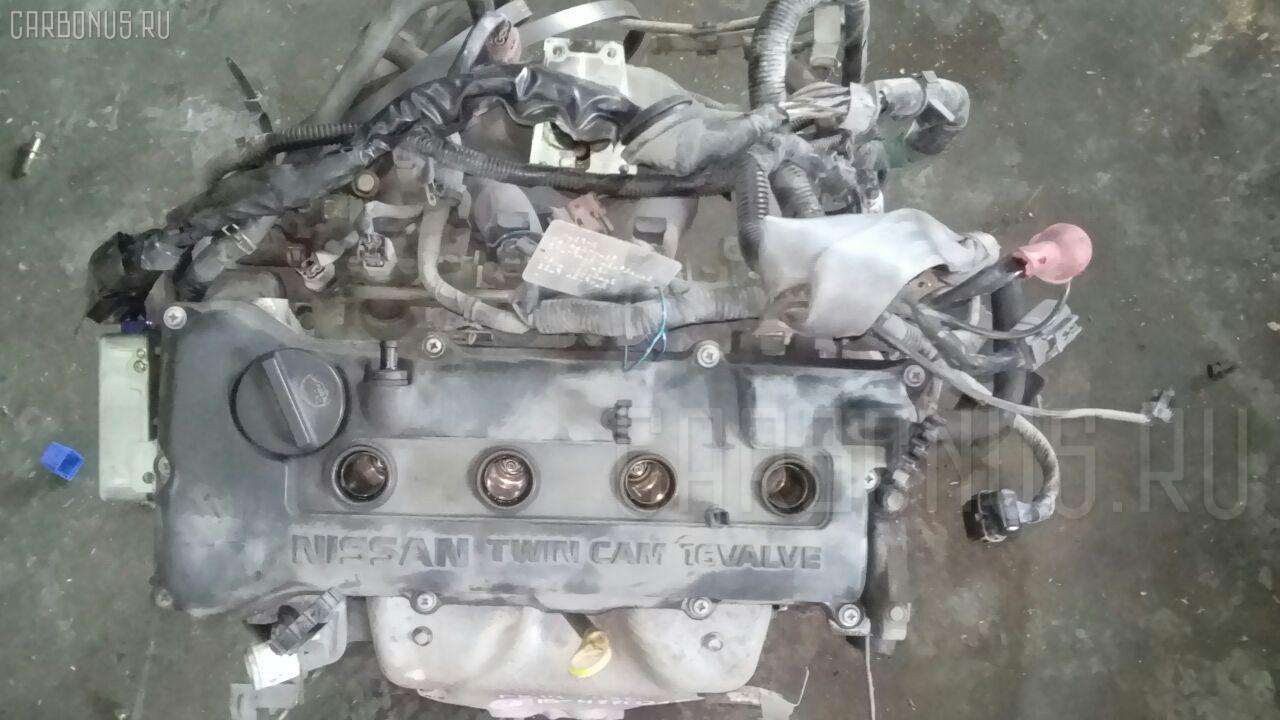 Двигатель NISSAN SUNNY FB14 GA15DE. Фото 11
