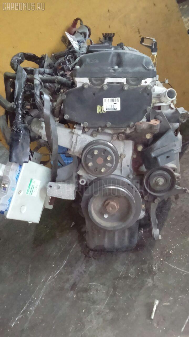 Двигатель NISSAN SUNNY FB14 GA15DE. Фото 6