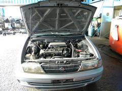 Насос гидроусилителя Nissan Sunny FB14 GA15DE Фото 5