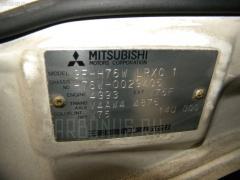 Ветровик MITSUBISHI PAJERO IO H76W Фото 3