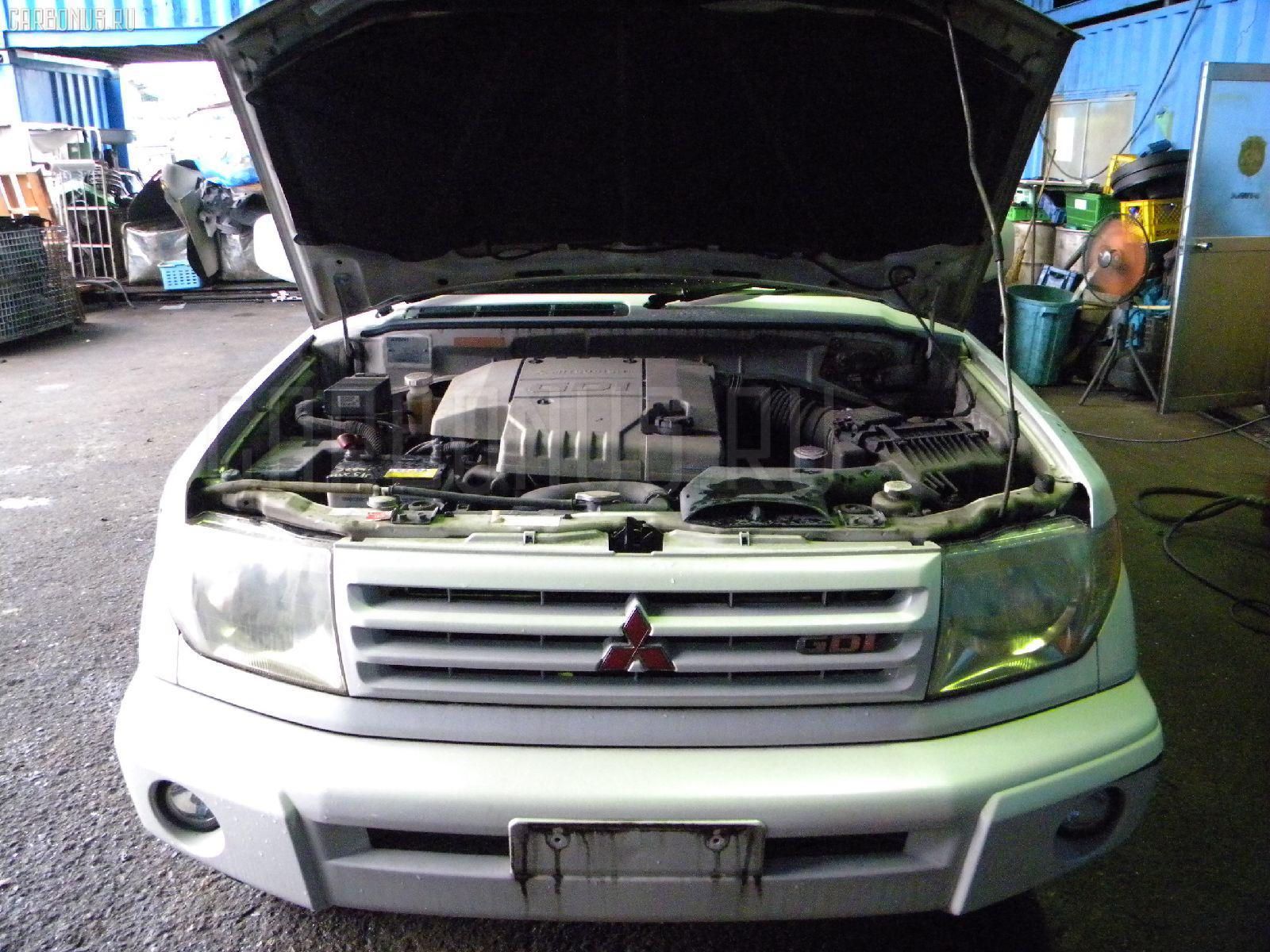 Ремень безопасности MITSUBISHI PAJERO IO H76W 4G93 Фото 3