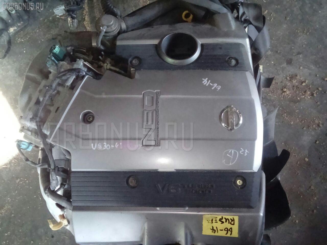 Двигатель NISSAN CIMA HF50 VQ30DET Фото 7