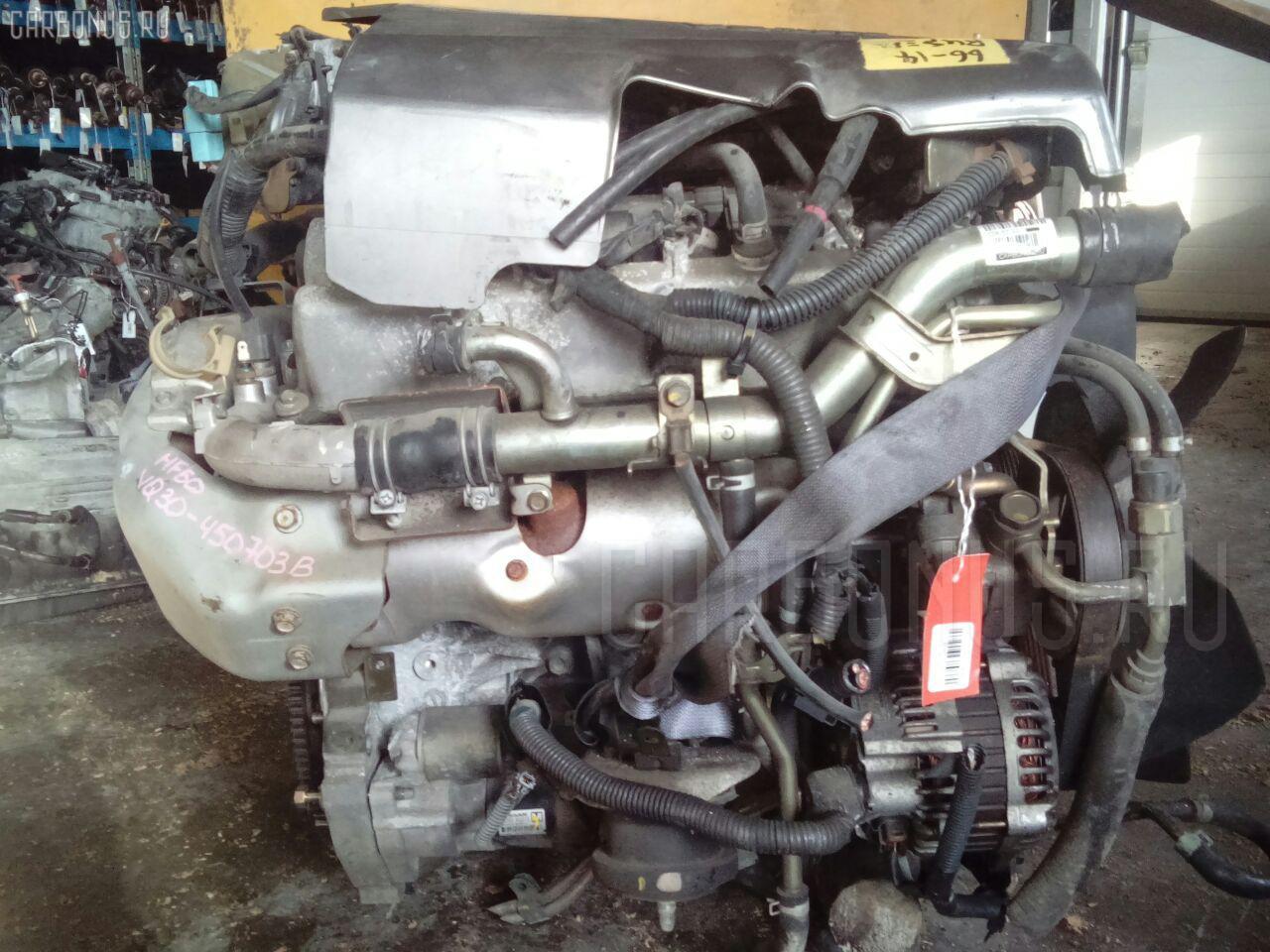 Двигатель NISSAN CIMA HF50 VQ30DET Фото 5