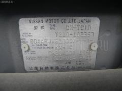 Привод NISSAN BLUEBIRD SYLPHY TG10 QR20DD Фото 2