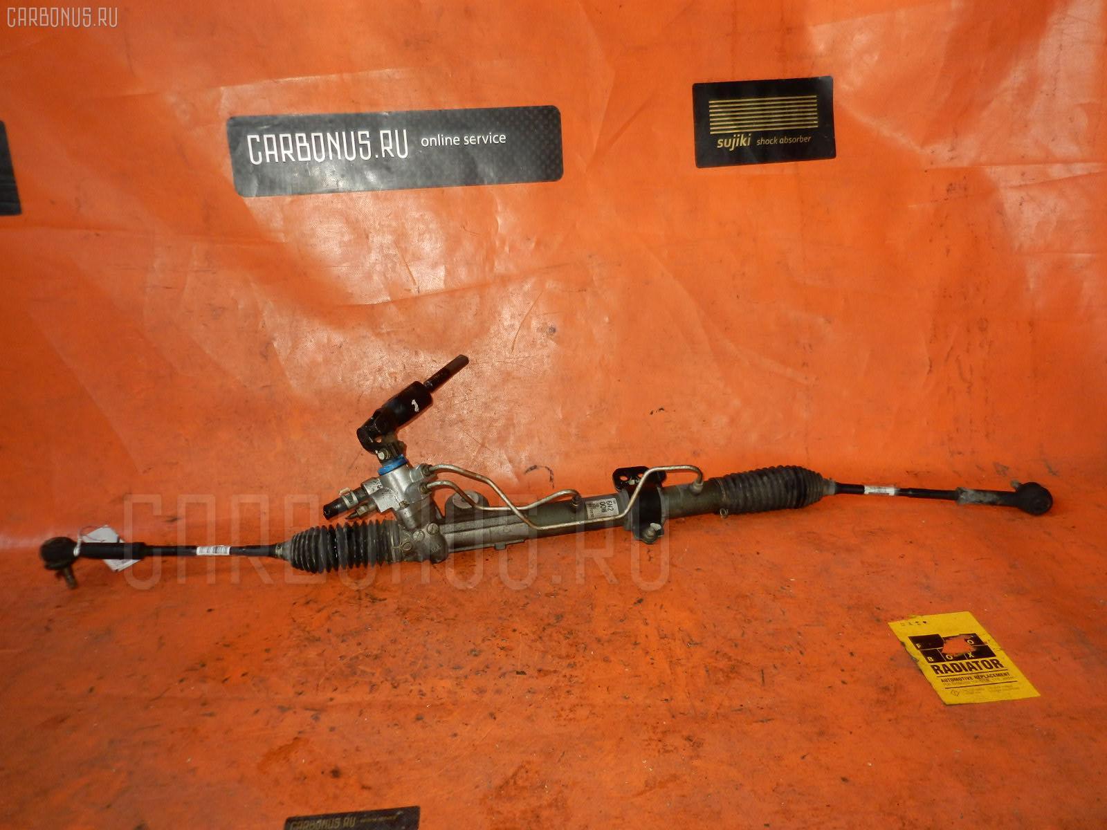 Рулевая рейка NISSAN BLUEBIRD SYLPHY TG10 QR20DD. Фото 4
