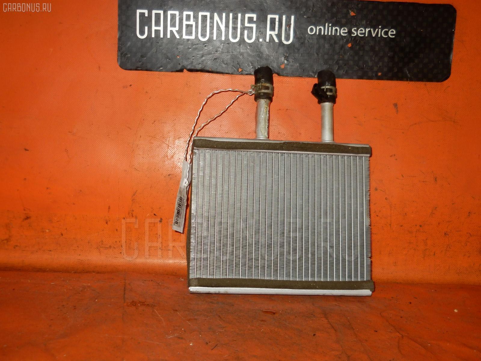 Радиатор печки NISSAN BLUEBIRD SYLPHY TG10 QR20DD. Фото 4