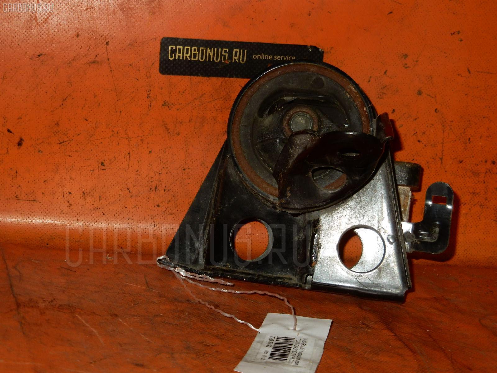 Подушка двигателя NISSAN BLUEBIRD SYLPHY TG10 QR20DD. Фото 4